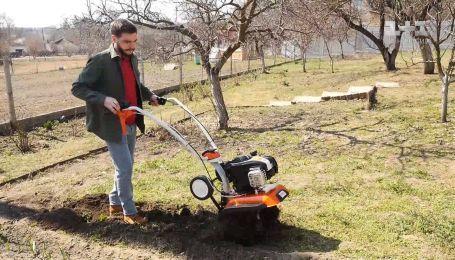 Посадочні роботи - Весна на дачі зі Stihl