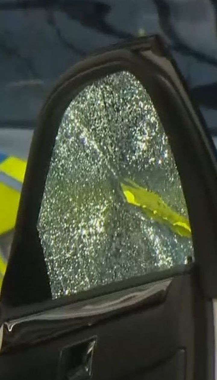 Невідомий протаранив автомобіль українського посла у Лондоні