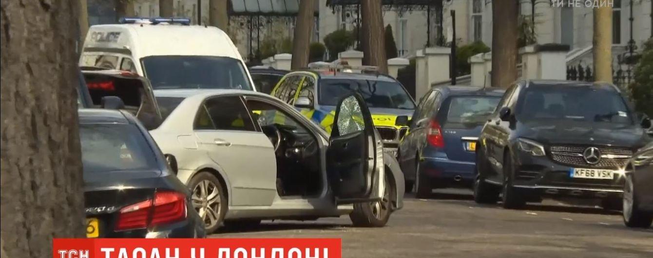 Таран авто українського посла у Лондоні: поліція відкинула версію про теракт
