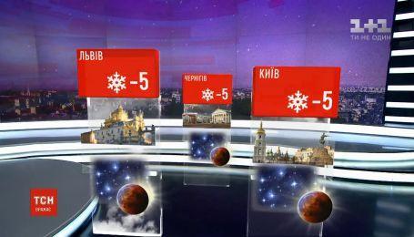 Погода в Украине: синоптики обещают ливни, ветры и даже заморозки
