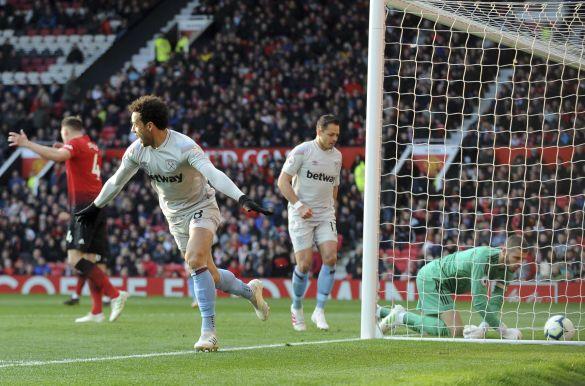 Манчестер Юнайтед - Вест Хем