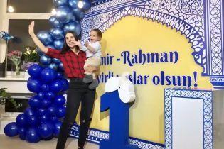 Джамала рассказала, как отпраздновала первый день рождения сына