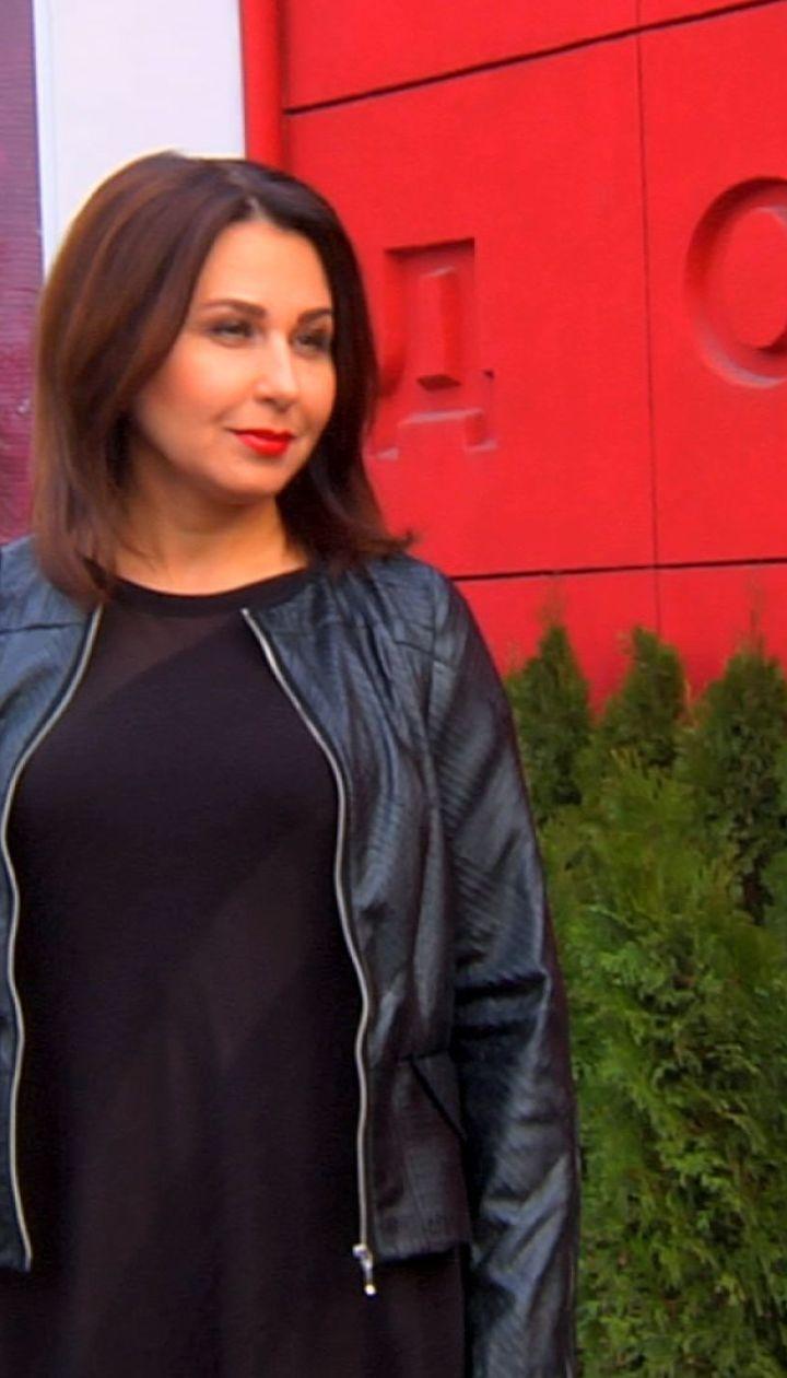 Скандальный срыв Натальи Мосейчук в прямом эфире