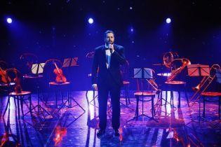 """""""Просто космос"""": Дэвид Аксельрод спел на сцене """"Голосу країни-9"""" песню своего тестя"""