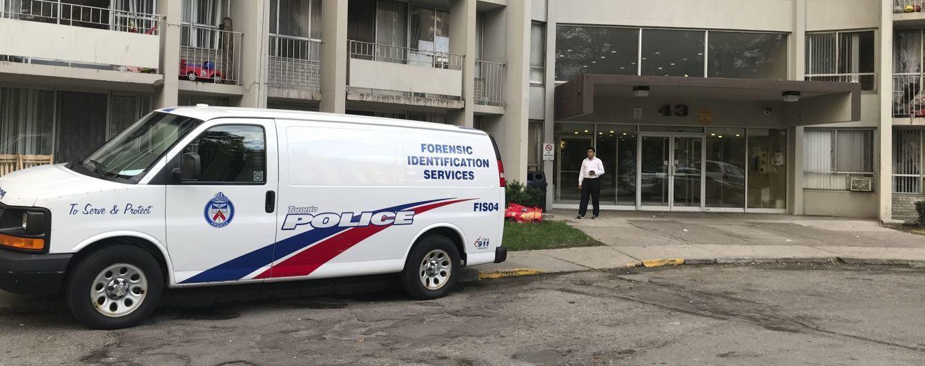 В Канаде произошла стрельба в многоэтажке. Есть погибшие