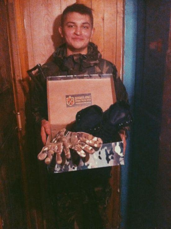 """Помер 20-річний парамедик """"Смурфік"""", якого поранили в голову на Донбасі"""