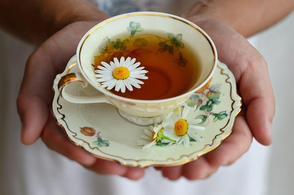 Чай, для блогів