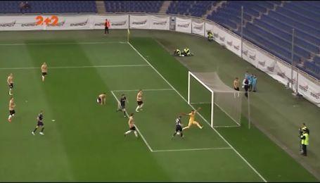 Дніпро-1 - Суми - 7:0. Відео голів матчу