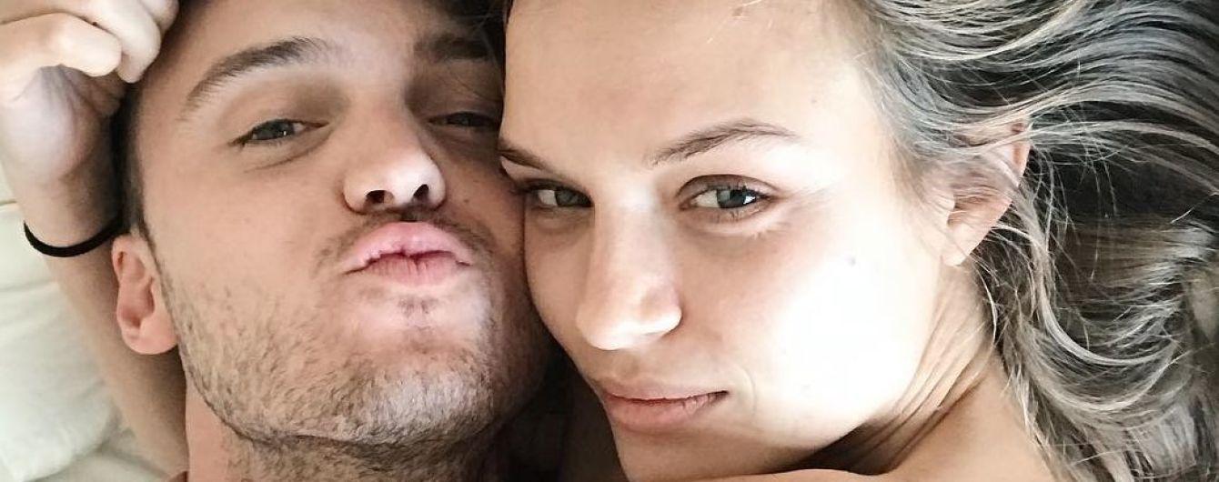 В объятиях любимой: бойфренд Жозефин Скривер трогательно поздравил ее с днем рождения