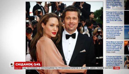 Брэд Питт и Анджелина Джоли официально расстались