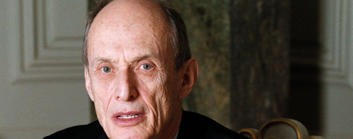 У США помер Нобелівський лауреат з медицини
