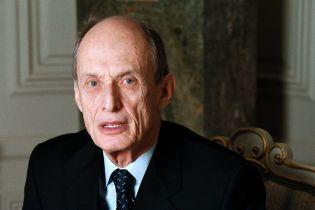 В США скончался Нобелевский лауреат по медицине