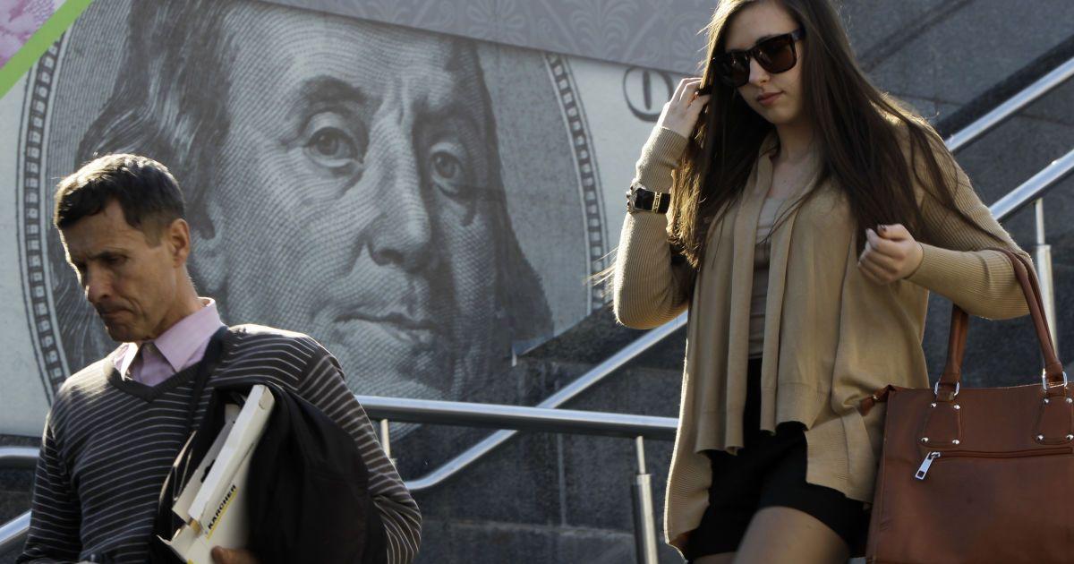 Прем'єр спрогнозував курс долара в Україні