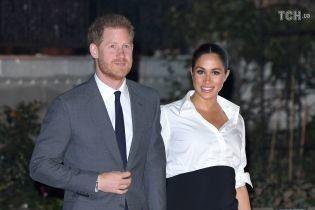 Меган и принц Гарри впервые стали родителями