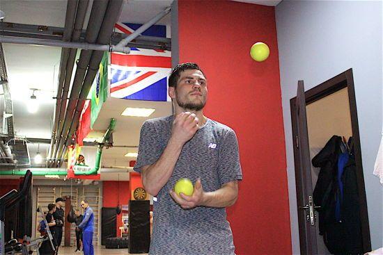 Берінчик показав суперформу перед захистом чемпіонського титулу
