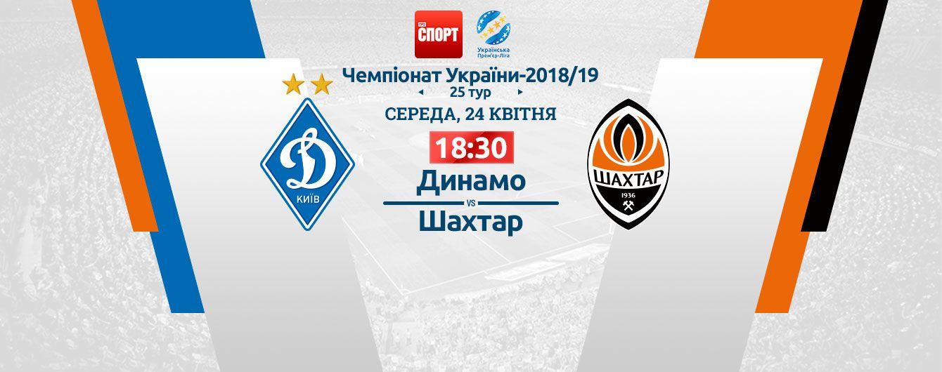 Динамо - Шахтер - 0:0. Видео матча УПЛ