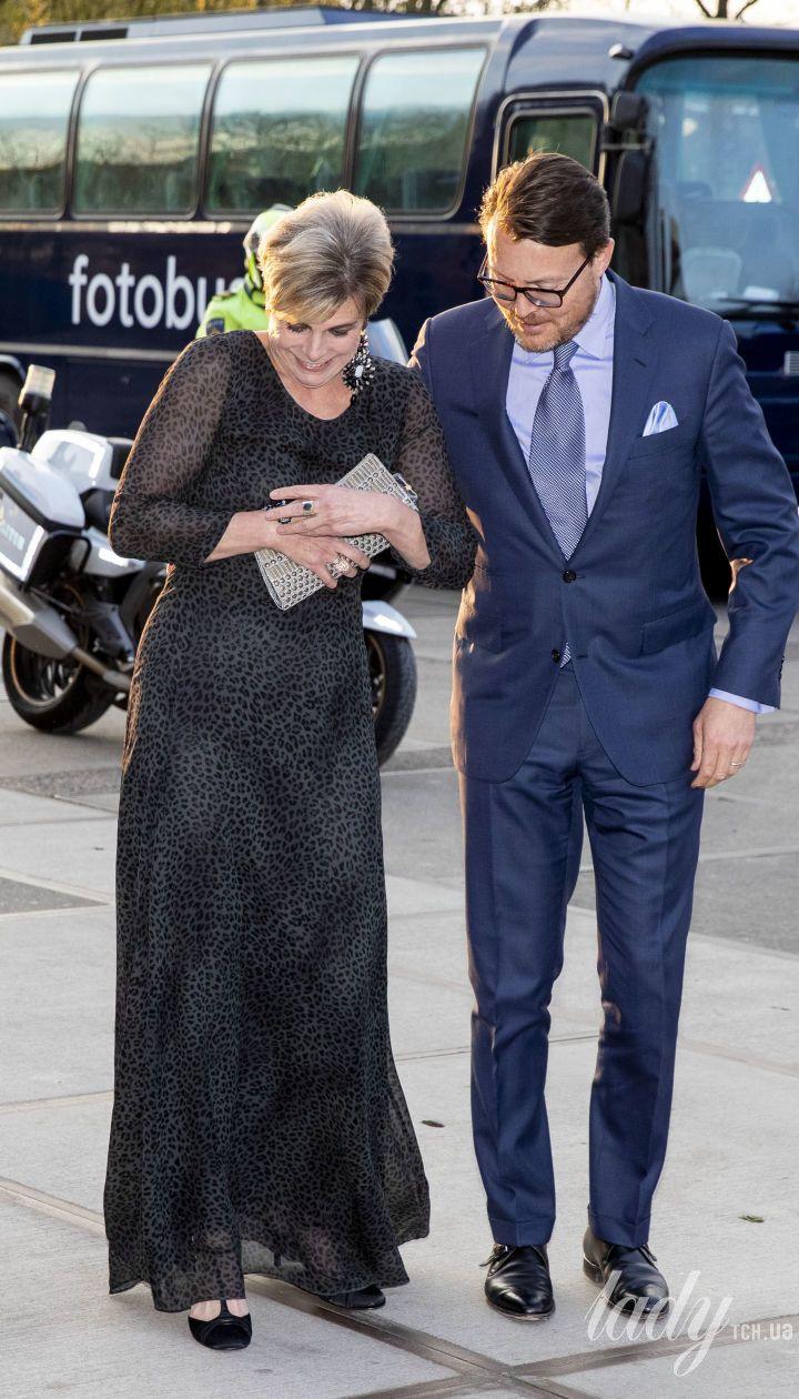 Принц Константин и принцесса Лаурентин