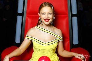 Просто красавица: Тина Кароль в ярком платье появилась на вокальном шоу