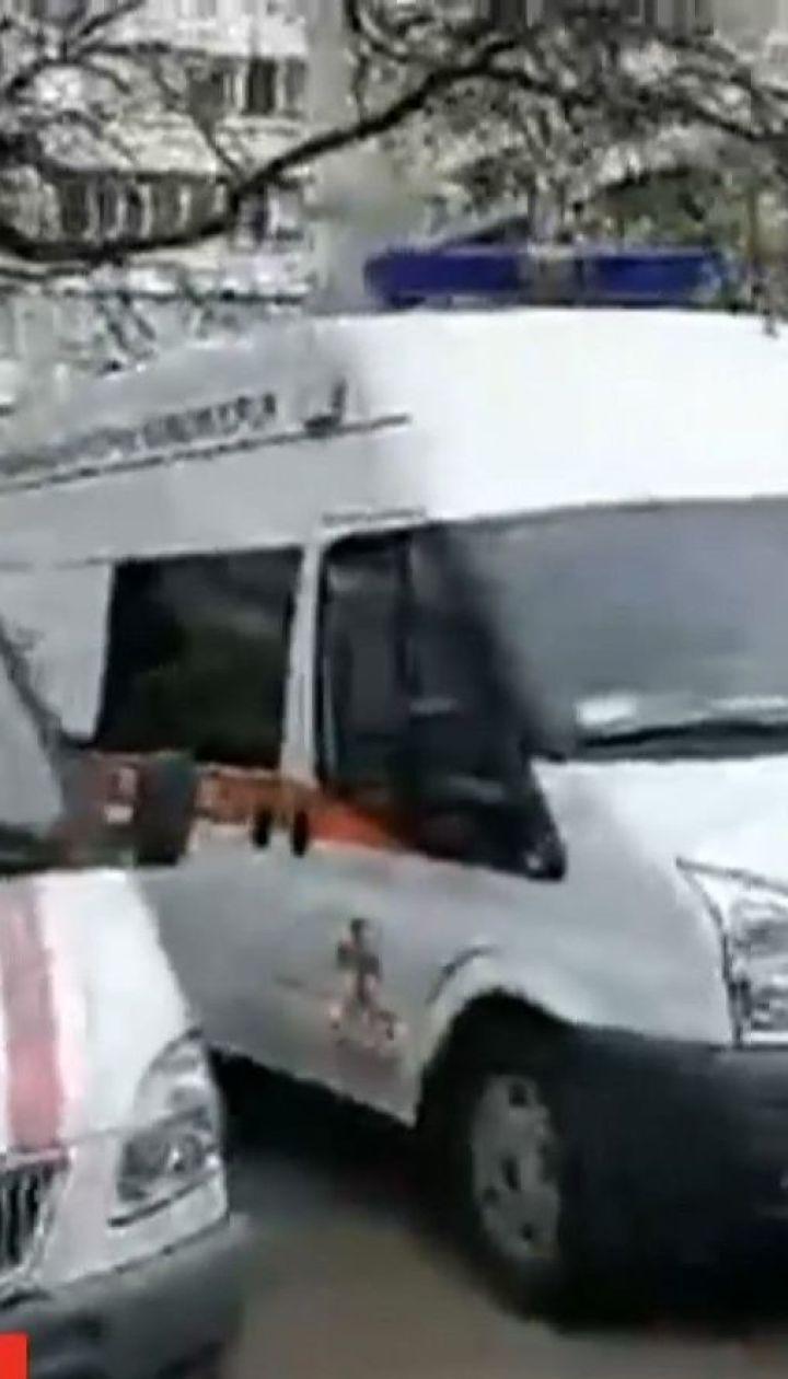 В черкасской школе неизвестным газом отравились 75 учеников