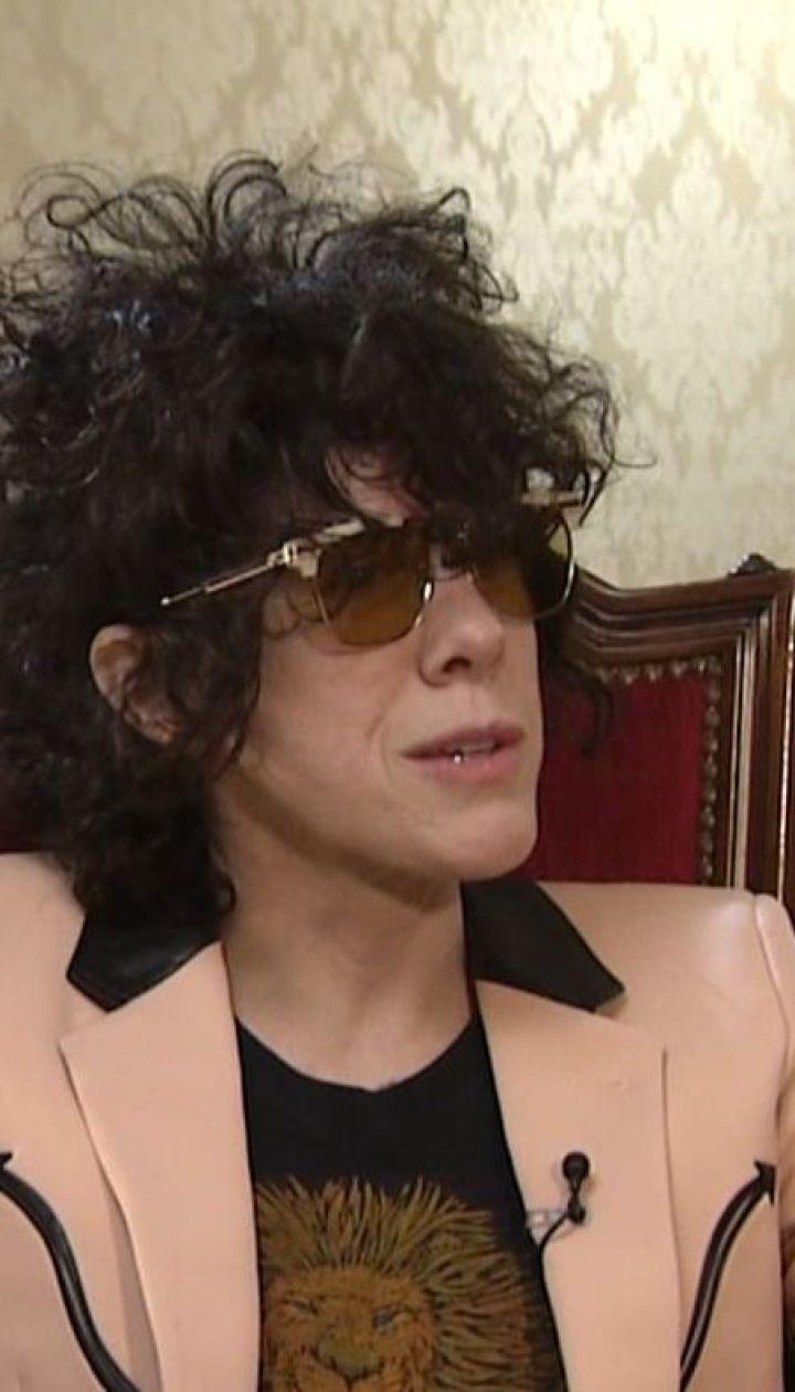 Співачка LP дала ексклюзивне інтерв'ю ТСН