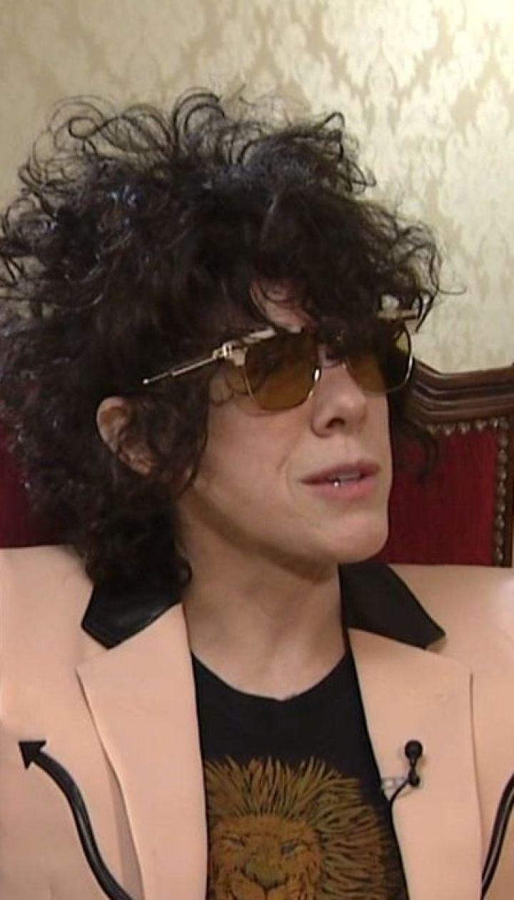 Певица LP дала эксклюзивное интервью ТСН