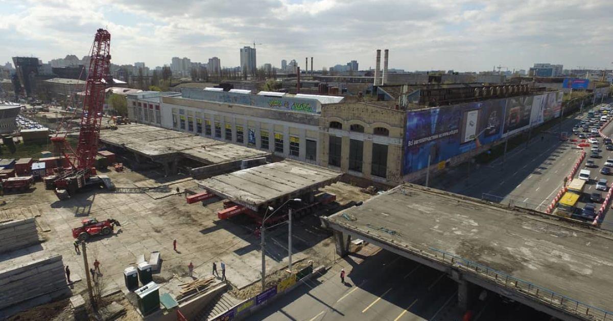 У Києві на півдоби перекриють проспект Перемоги