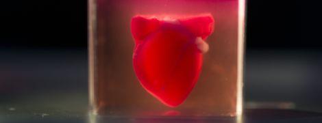 """""""Медицинский прорыв"""". Ученые впервые напечатали живое сердце на 3D-принтере"""