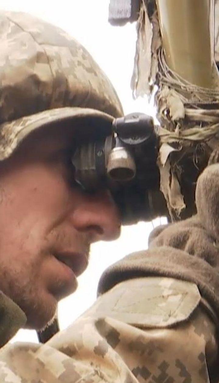 За даними штабу ООС, за добу поранень зазнав один боєць