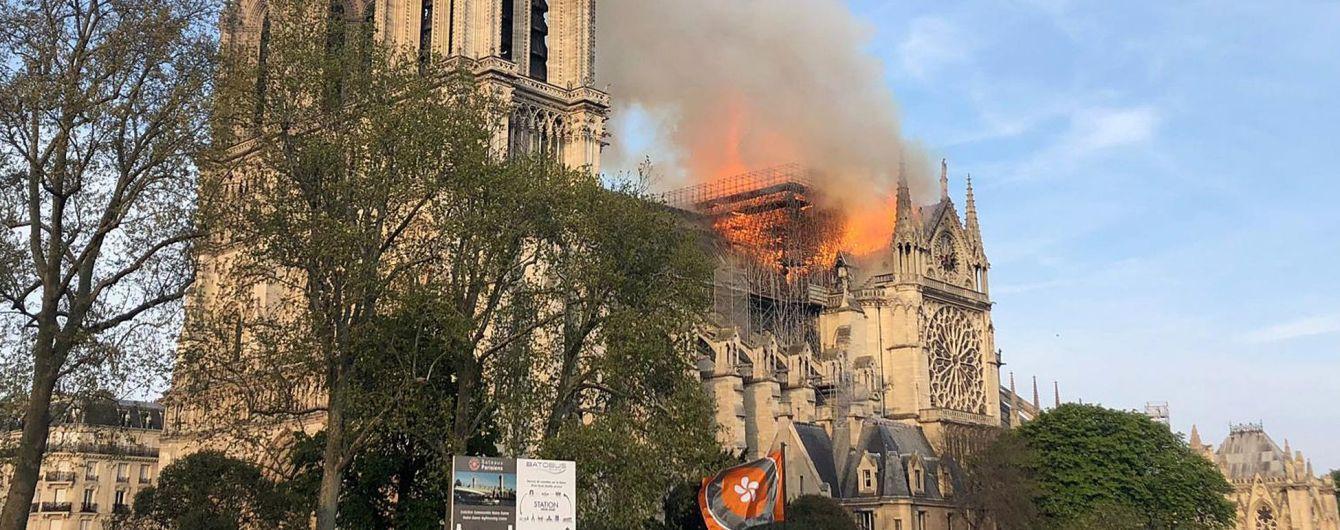 Пожежа у Нотр-Дамі: архітектори назвали проблеми, з якими можуть стикнутися під час реставрації