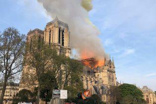 Пожар в Нотр-Даме: архитекторы назвали проблемы, с которыми могут столкнуться во время реставрации