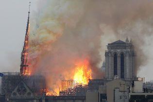 Впервые разрушительные последствия пожара в Нотр-Даме показали со спутника. Фото до и после