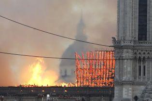 Пожежа у соборі: будівельники курили на даху Нотр-Даму попри заборону