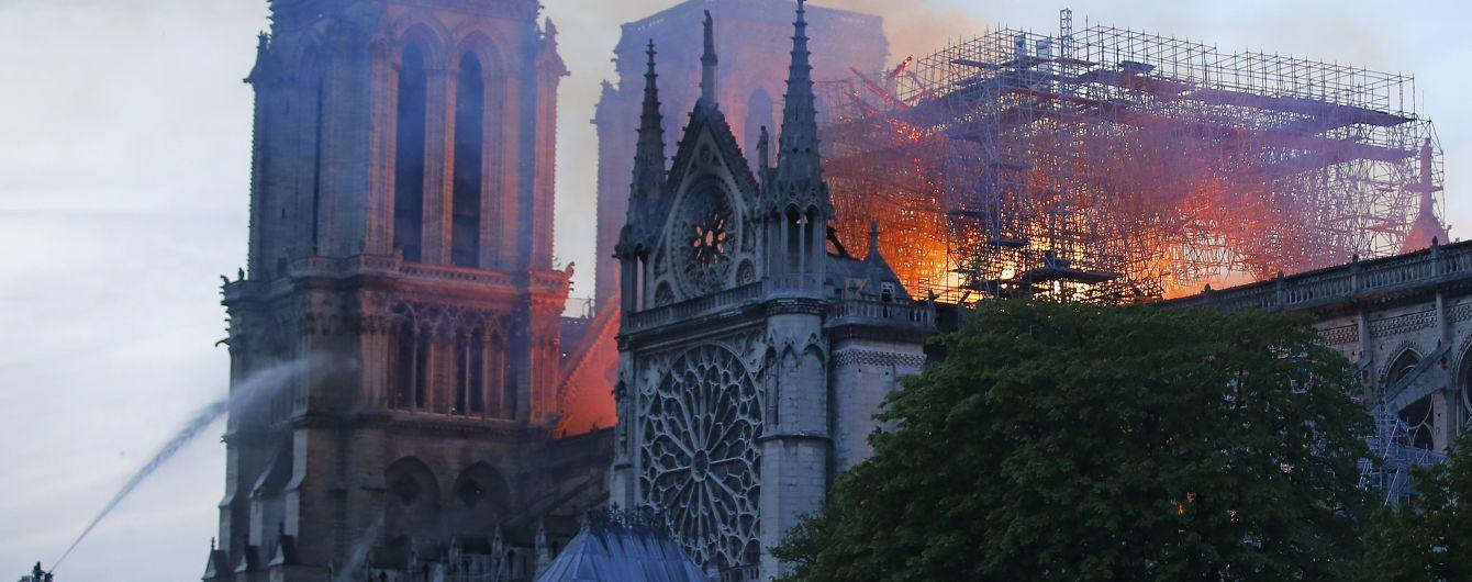 Французские магнаты пожертвовали на реставрацию Нотр-Дама 300 миллионов евро