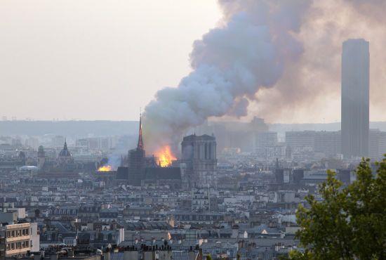 Відновлення собору Паризької Богоматері триватиме не менше 10 років