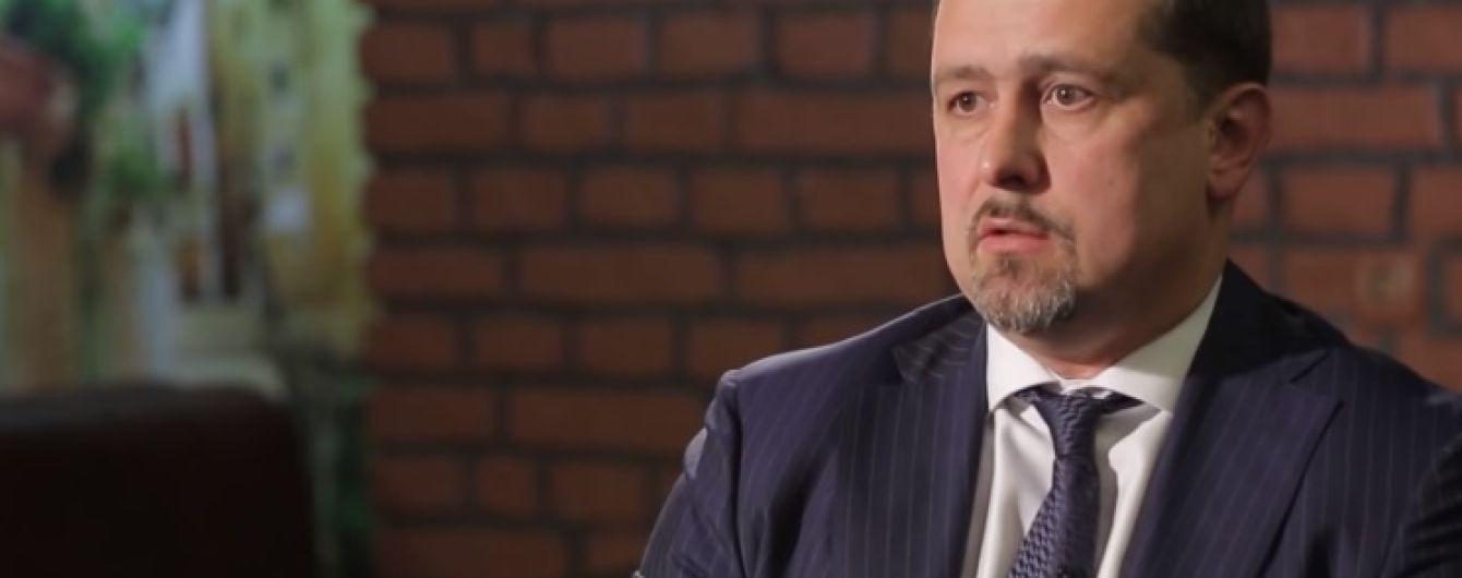 На сайте президента появился указ об увольнении первого заместителя СВР Семочко