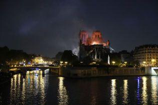 Французские футбольные клубы выразили соболезнования из-за пожара в Нотр-Даме