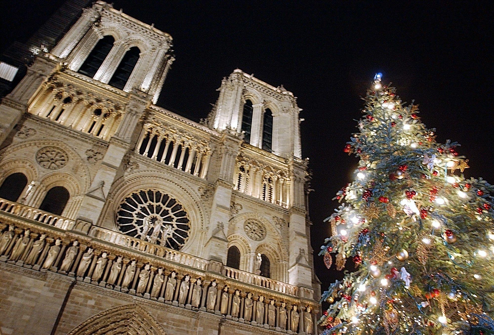Архівні фото собору паризької богоматері_1