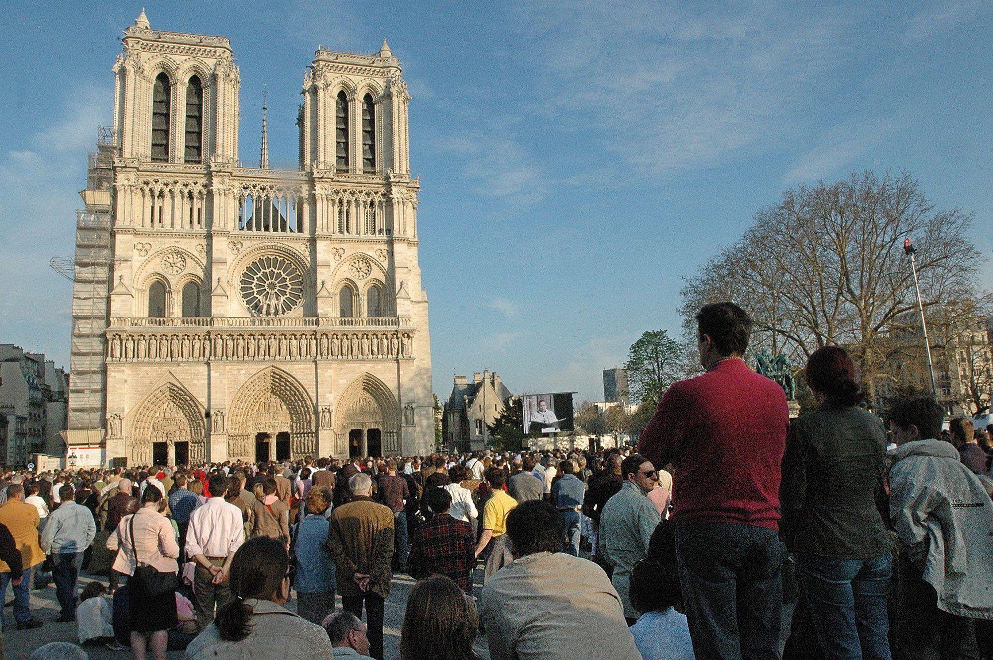 Архівні фото собору паризької богоматері_3