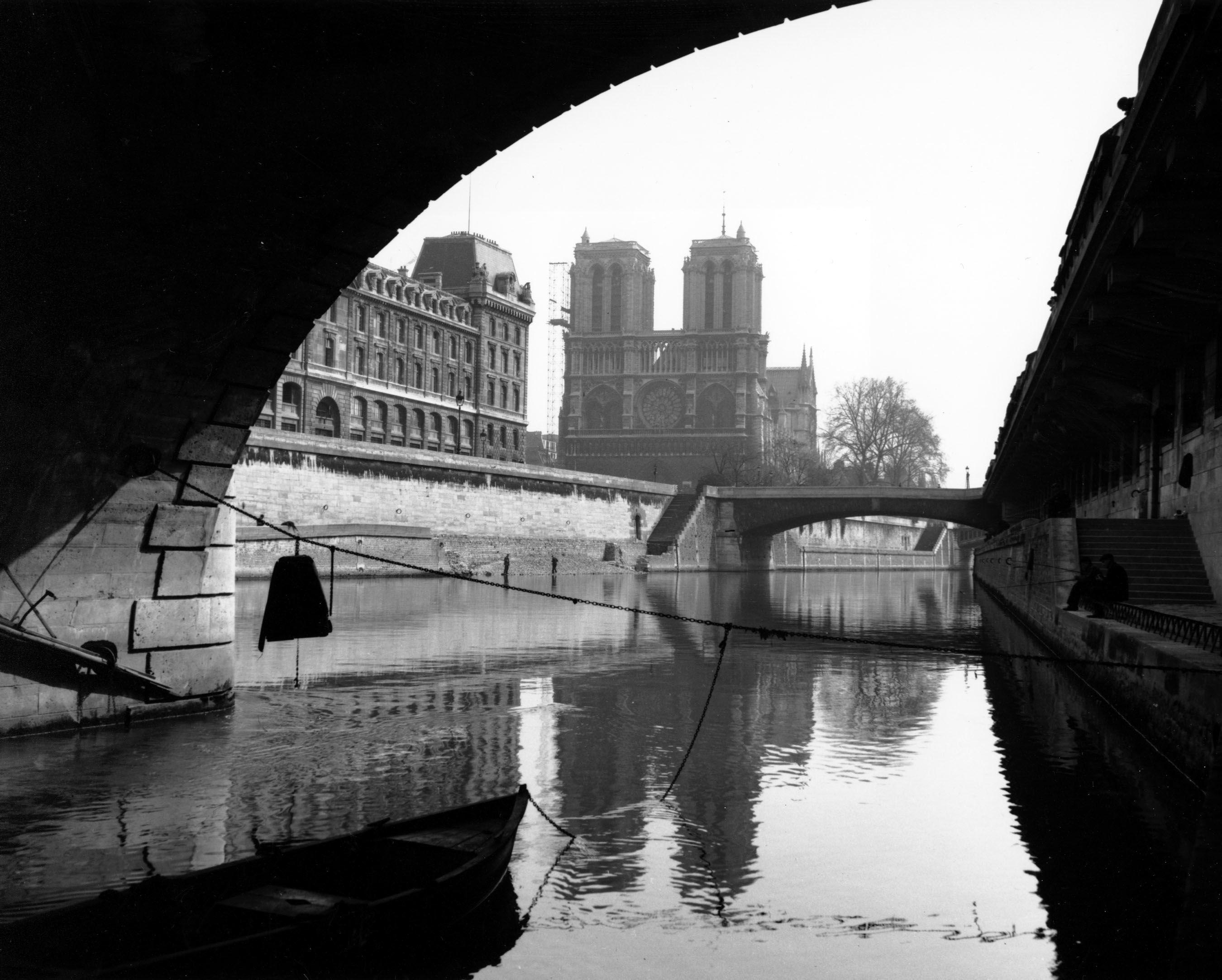 Архівні фото собору паризької богоматері_11