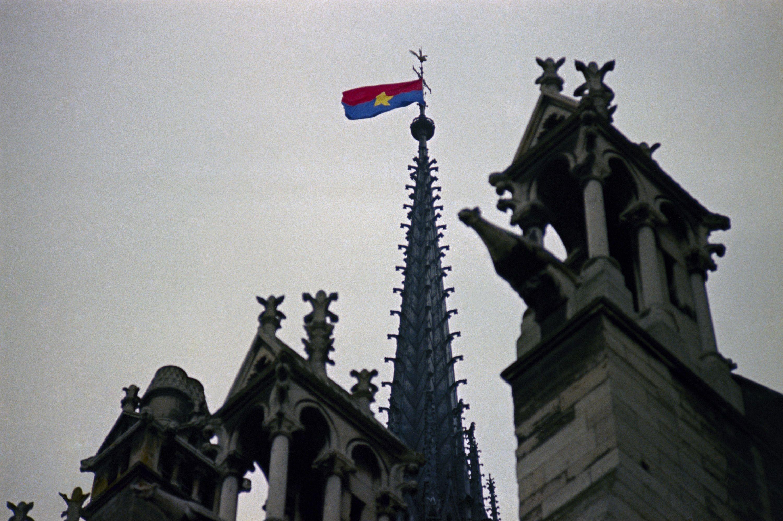 Архівні фото собору паризької богоматері_13