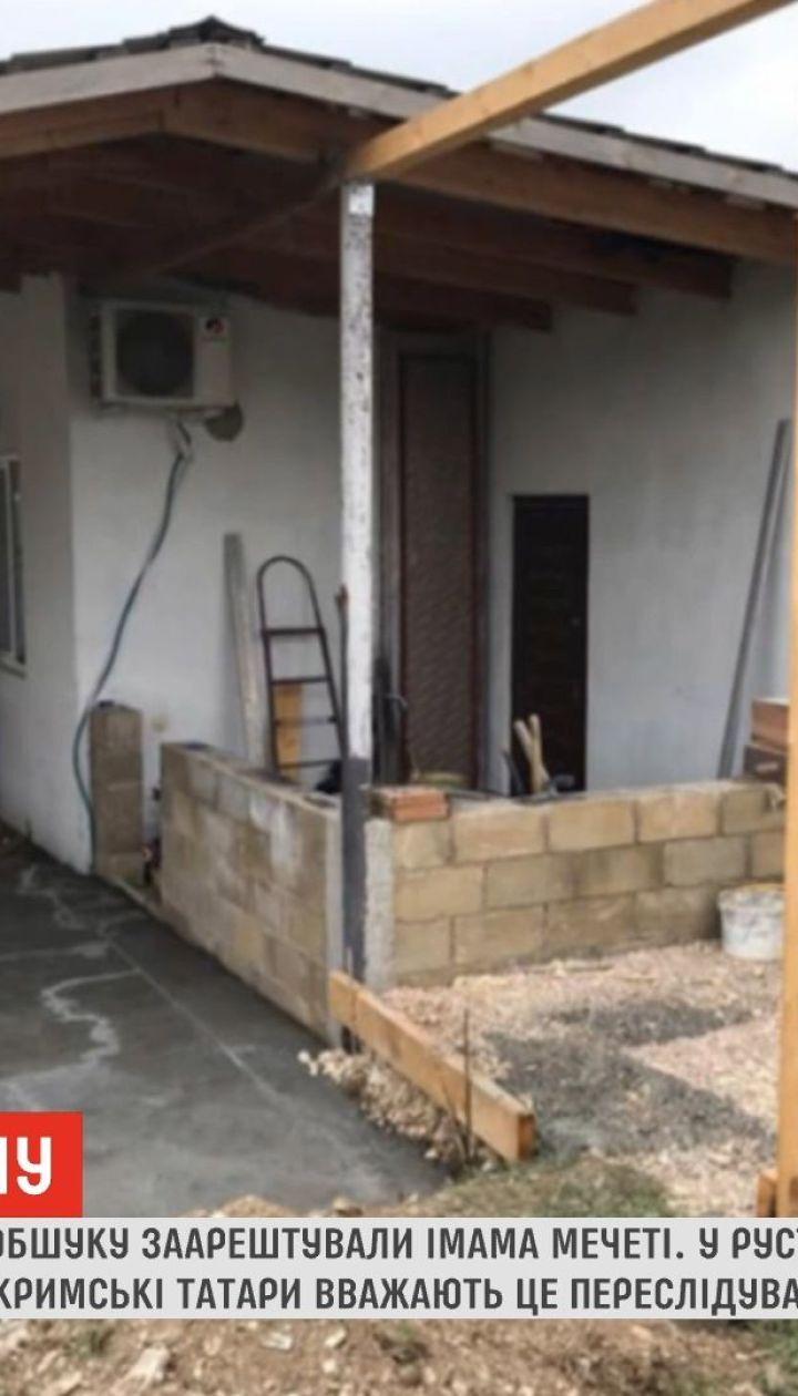 Вблизи Севастополя оккупанты задержали имама местной мечети