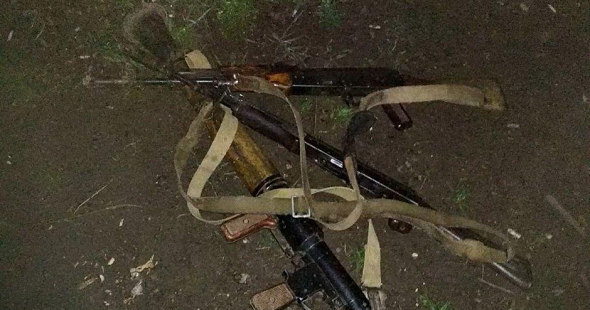 ДРГ боевиков атаковала позиции украинских военных на Мариупольском направлении