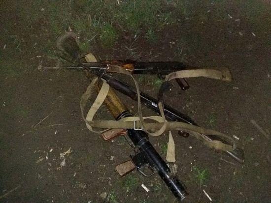 ДРГ бойовиків атакувала позиції українських військових на Маріупольському напрямку