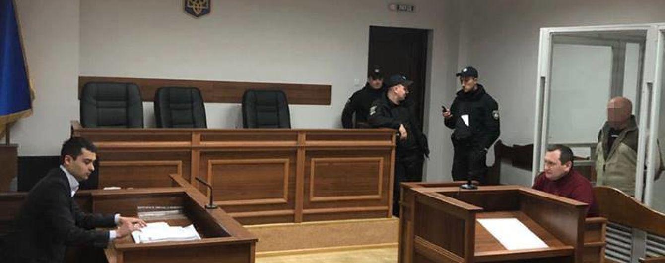 Подозреваемым в убийстве ювелира Киселева избрали меру пресечения