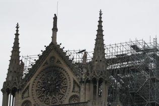 Парижский собор окончательно потушили