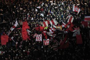 """Итальянская полиция задержала 54 вооруженных фанатов """"Аякса"""" перед матчем Лиги чемпионов"""