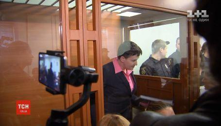 Уже с понедельника Надежда Савченко планирует приступить к работе в ВР