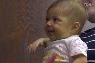 5-месячной Даше необходима срочная операция: на сбор средств осталось несколько дней