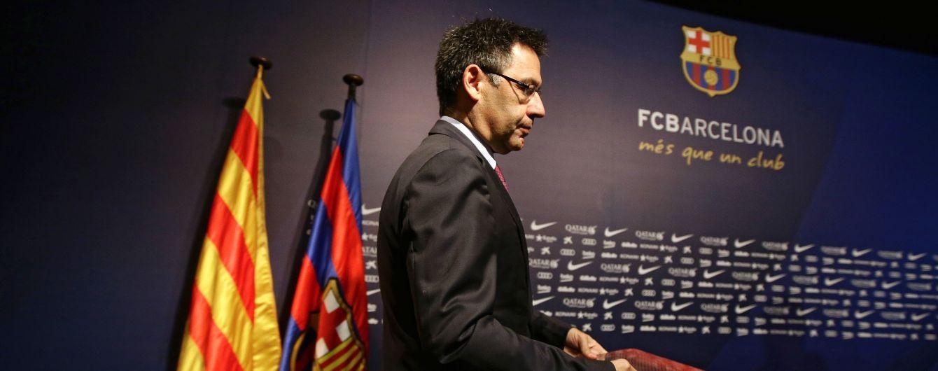 """Президент """"Барселоны"""" прокомментировал самые """"горячие"""" трансферные слухи в клубе"""
