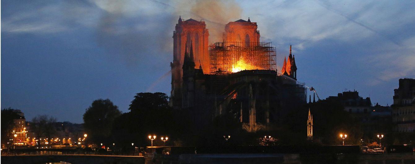 В парижском Нотр-Даме возобновят проведение религиозных служб после масштабного пожара